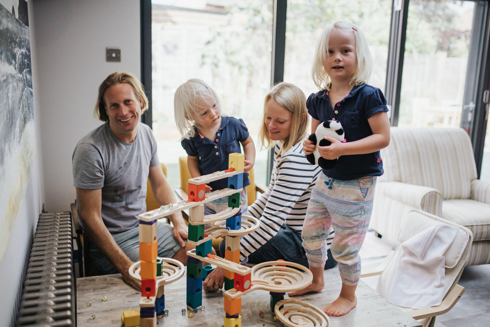 Ideas for child photography at home in Oakham