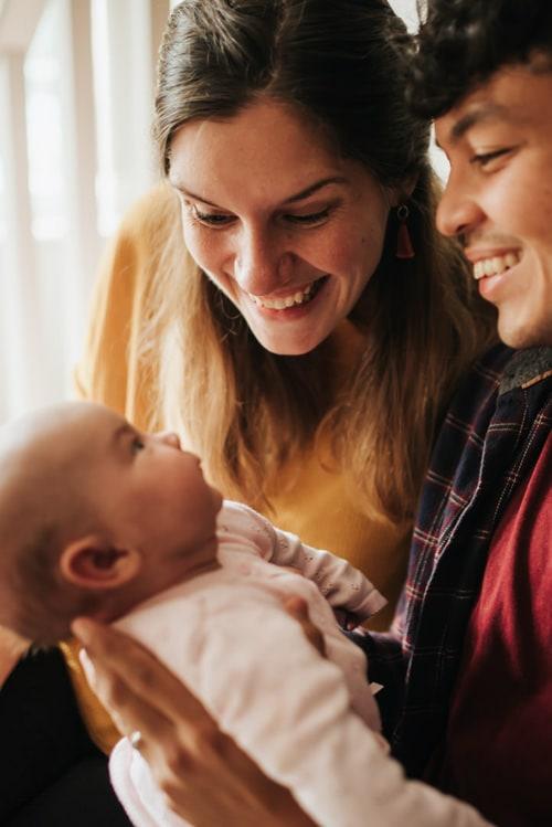 Newborn baby photographer in Rutland
